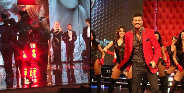 Susana se quedó con las bailarinas de Tinelli: Las chicas de Marce son de Su