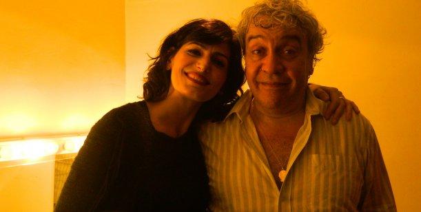 Cecilia Milone, fan de Coco Sily: ¿romance en puerta?