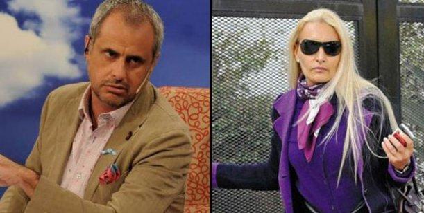 Silvia D Auro, ex de Rial, no fue a la audiencia por extorsión: Que me sigan esperando