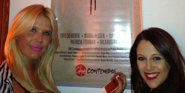 Nazarena Vélez debuta en cine con Cartas de mi padre