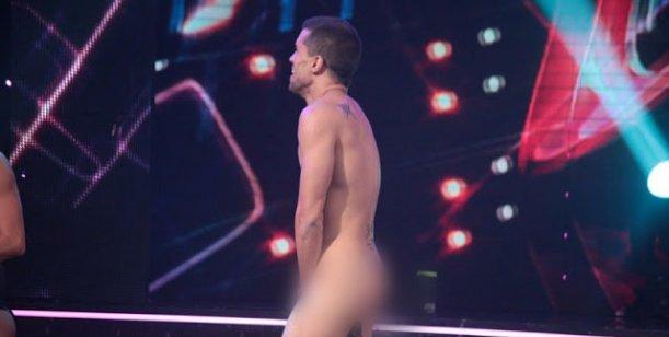 El presunto novio de Susana Giménez, Bam Bam, desnudo en chile