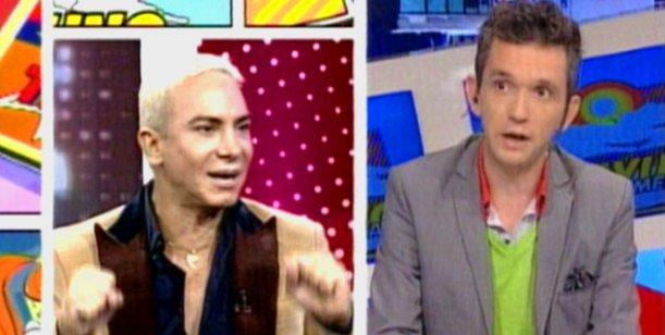 Diego Reinhold vs. Flavio Mendoza: Me plagiaron; se quedaron con los derechos de mis cuadros