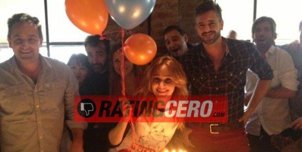 El festejo íntimo del cumpleaños de Verónica Lozano con un video sorpresa