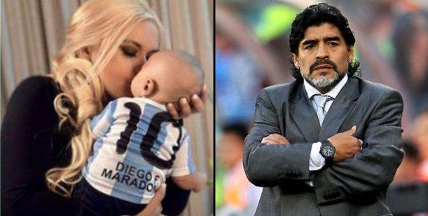 Verónica Ojeda: Desde que Diego vio al bebé no me atendió más el teléfono