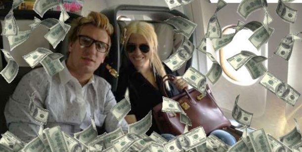 El escándalo familiar de Wanda y Maxi; ella lo alejó de su familia y no les da dinero