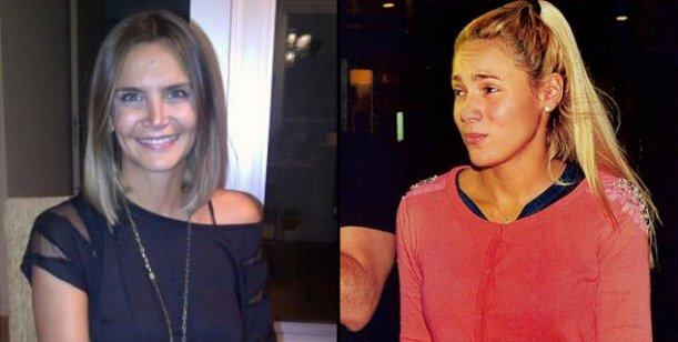 Amalia Granata vs. la familia de Rocío Oliva: Si yo soy atorranta, Rocío es peor