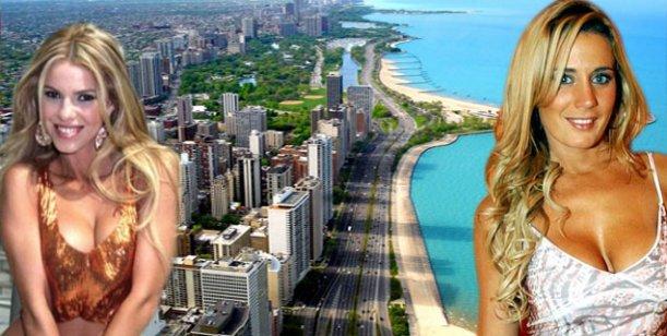 Lola Bezerra por las calles de Miami, del brazo con el ex de Rocío Marengo