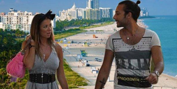 Mientras Leo Fariña se niega a declarar, su esposa Karina Jelinek, pasea por Miami
