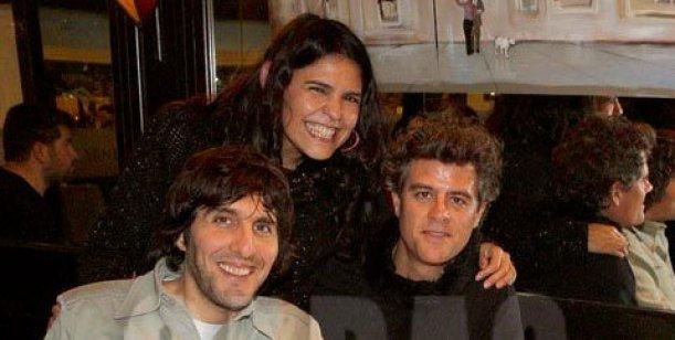 Mike Amigorena y Mónica Antonópulos blanquean su amor: la furia del ex de ella