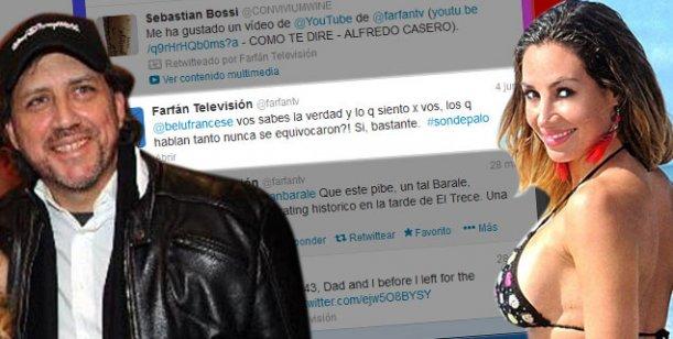 Abandonada: Francese no perdona a Farfán y él le escribe por Twitter