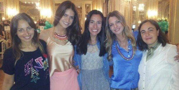 La intimidad del baby shower de Olivia, la hija de Paula Chaves y Peter Alfonso