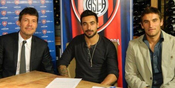 La reunión de Marcelo Tinelli, con un grupo de jugadores de fútbol