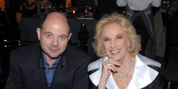 Carlos Rottemberg, convocado por Endemol para producir los almuerzos de Mirtha