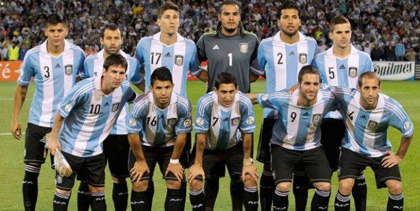 El rating de Paraguay - Argentina: Telefe 18.4; TV Pública 14.2