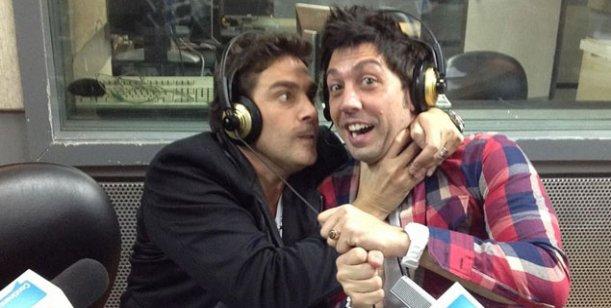 Matías Alé y Emiliano Rella, nueva dupla radial en las medianoches de Continental