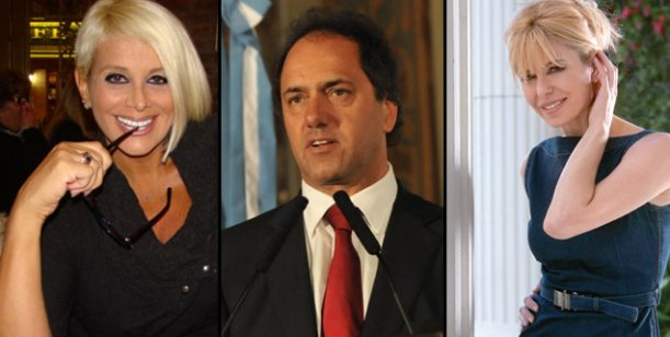 Carmen Barbieri habló de su noviazgo con Daniel Scioli: Era un dulce, un adorable