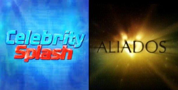 Telefe lanza Aliados y Celebrity Splash