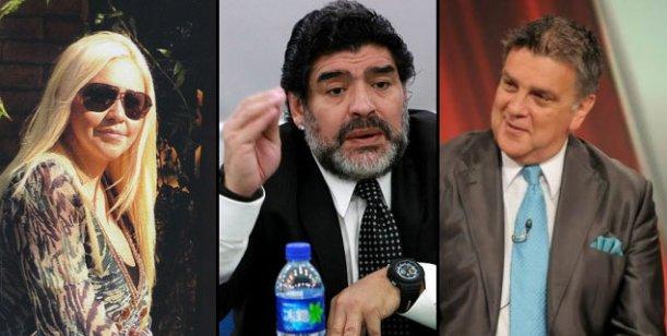 Maradona está rabioso, como león enjaulado: inicia juicio a Ojeda y a Ventura
