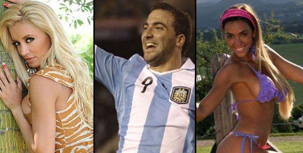 La fiesta inolvidable: dicen que Higuaín estuvo con Ciardone y Tesouro