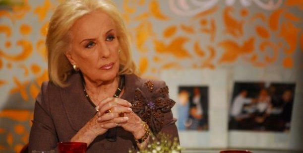 Mirtha Legrand: Quiero ganar el Martín Fierro como mejor actriz