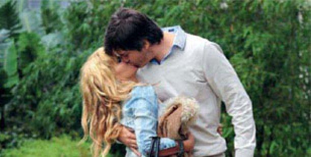 Florencia Peña sale con un ropero: su nuevo novio salteño mide 1,95; su ex, 1,65