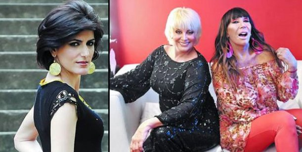 Cecilia Milone se suma a Sor-presas junto a Carmen Barbieri y Moria Casán