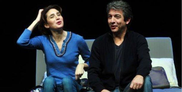 Se suspendió la función de la obra de Ricardo Darín y Valeria Bertuccelli