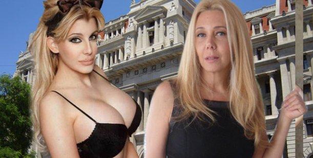 Mariana Nannis y Charlotte envían cartas documento por calumnias a toda la tv