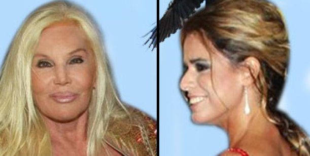 Susana dice que Marina Calabró está loca por las anfetas, y la carroña no perdona