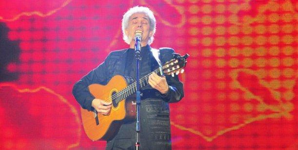 Jairo enamoró con su voz en las finales de Soñando por Cantar