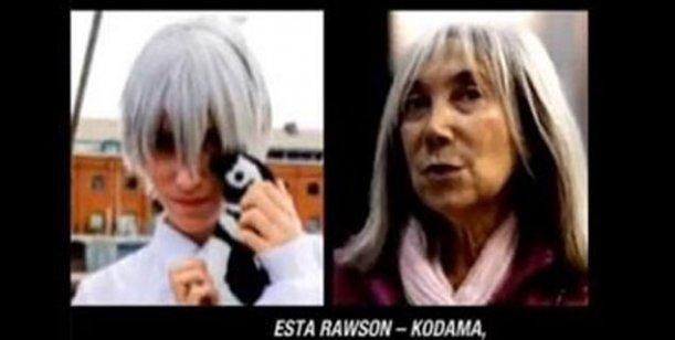 De terror: TVR comparó a Ángeles Rawson con María Kodama en los parecidos