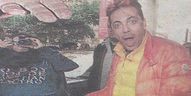 No apto para impresionables: Cristian Castro se tiñó de rojo y quiere cambiar su nombre