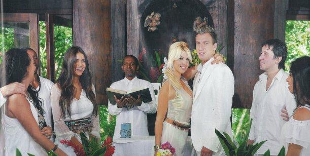 Mauro Icardi, el tercero en discordia, habría tenido un romance hot con Zaira
