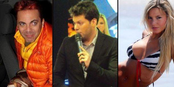 La nueva novia argentina de Cristian Castro es una ex de Guido Kaczka