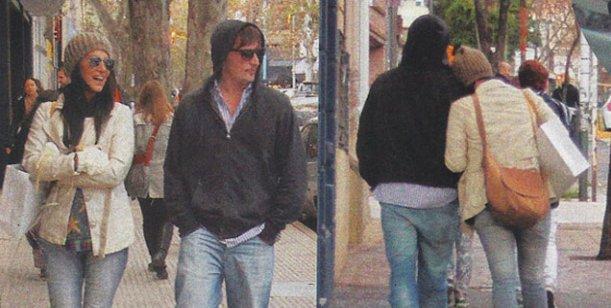 No quisieron blanquearlo; pero aquí están las fotos de Escudero y su nuevo novio