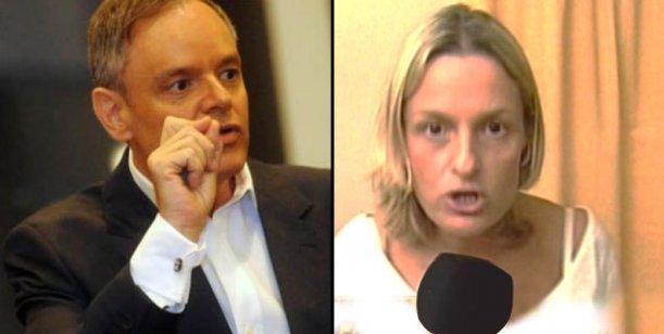 La hermana de Muhlberger, sacada: Tiene 46 millones de dólares y no me da 20 lucas