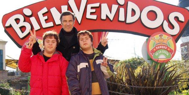 Los famosos adelantaron sus vacaciones de invierno en el Parque de la Costa