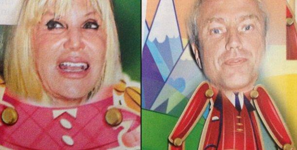 El Candy Crush los enloquece: Susana, Tinelli, Marley y Vanucci no paran de jugar