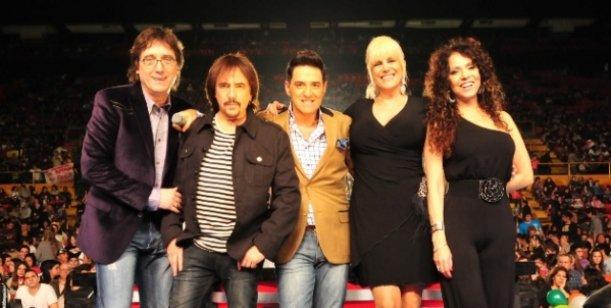Soñando por cantar, mejor programa de entretenimientos en los premios Fund TV