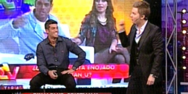 En ningún momento pensé en pegarle, dijo Cristian U sobre su cruce con Daniel Rinaldi