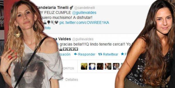 Cumpleaños de Guillermina Valdes: el saludo de la hija de Marcelo Tinelli, Candelaria