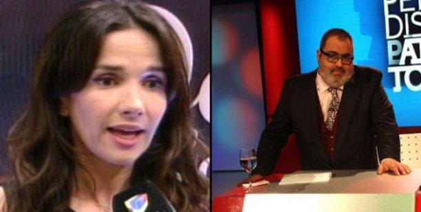 Oreiro responde al informe de Lanata sobre su película: No estoy de acuerdo