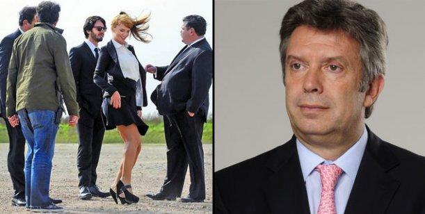 Mauricio D Alessandro, asesor legal de Farsantes de El Trece