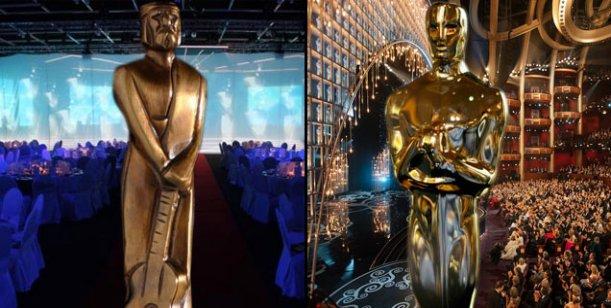 Los Martín Fierro intentan copiar cada vez más a los Oscars