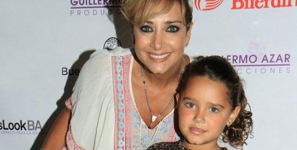 Luego del accidente, Andrea Ghidone se recupera y festeja el cumpleaños de su hija