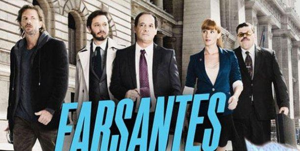 Los ratings de la noche del jueves: Farsantes 14.5; Vecinos en guerra 10.8