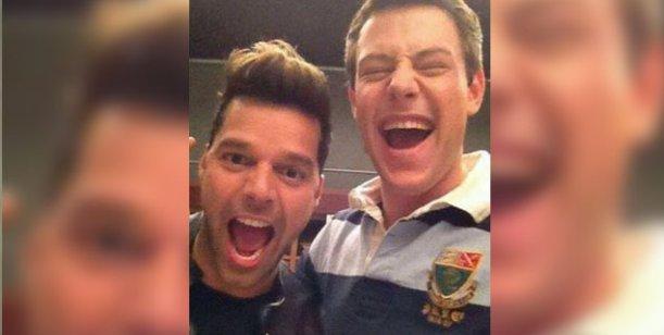La muerte del protagonista de Glee: tweet de Ricky Martin y c�mo sigue la serie