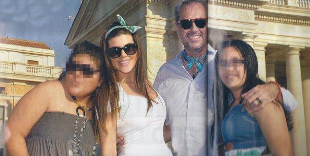 Jorge Rial y Loly Antoniale en Italia: Nos comprometimos para sellar nuestro amor