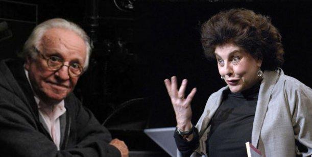 Pepe Soriano y Charo López: la pareja protagónica de En la laguna dorada