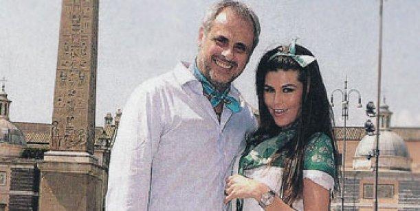 Rial y Loly: las fotos privadas de la pareja en sus vacaciones por Europa